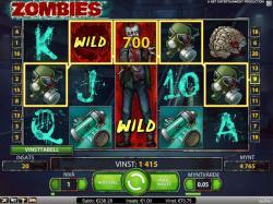 Zombies Slot