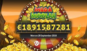 Mega Moolah Rekord Gewinn