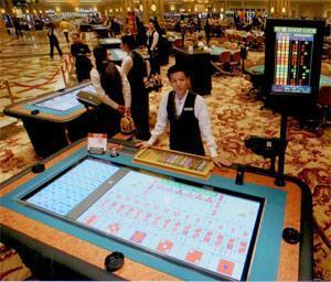 Sic Bo im Casino