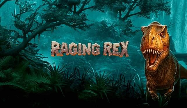 Raging Rex Slot von Play'n Go