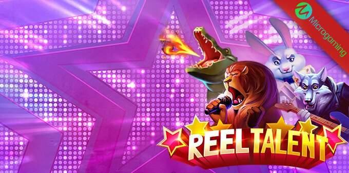 Reel Talent Slot Microgaming