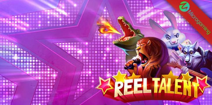 Reel Talent Slot Microgaming