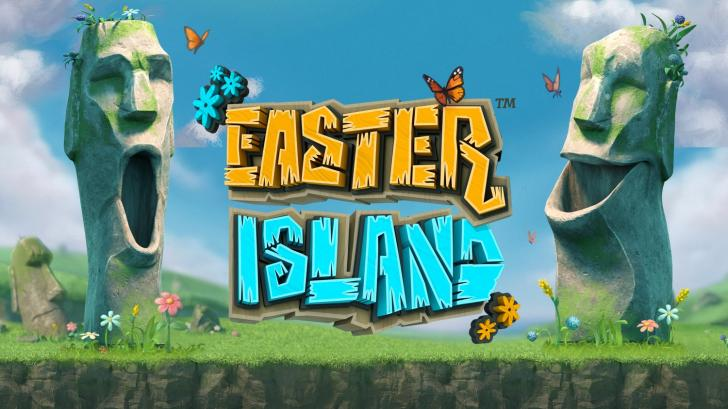 Easter Isaland mit Steinmahl